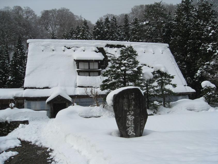 白川郷・五箇山の合掌造り集落の画像 p1_22
